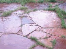 rain stones