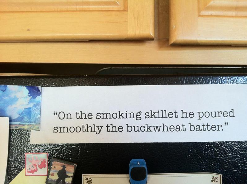 Hemingway sentence