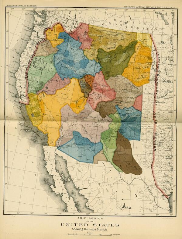 Watershed West: John Wesley Powell