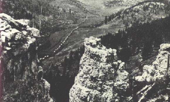 Custer Black Hills expedition 1874