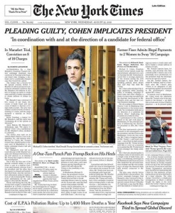 nytimes front pag cohen manafort 3