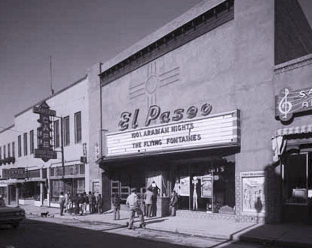 el paseo theater