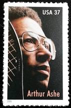 arthur ashe stamp